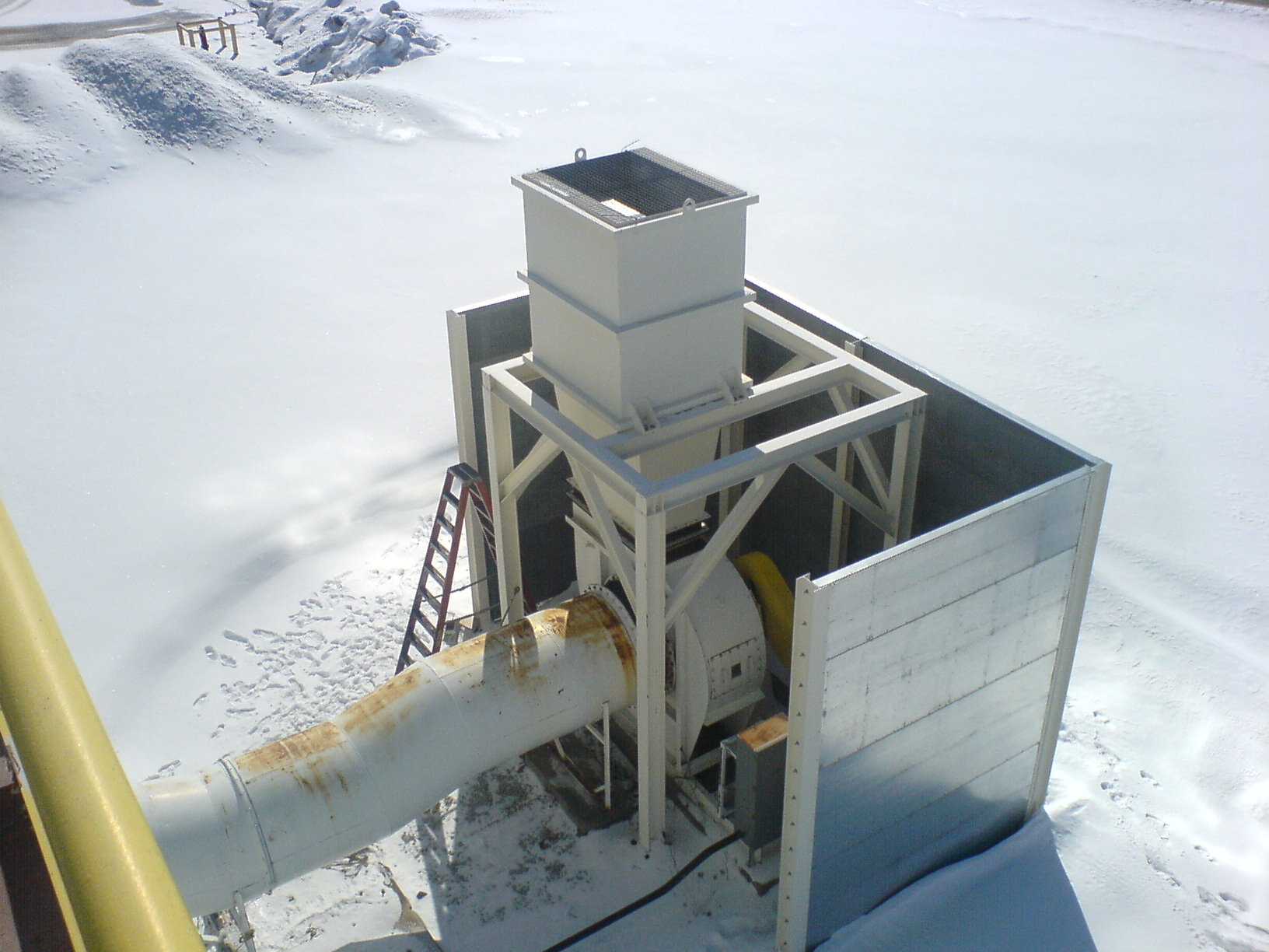 Industrial Exhaust Silencers Vg Engineering Inc
