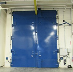 Noise Control Doors Blast Resistant Fire Rated Large Acoustic Doors Test Cell Doors