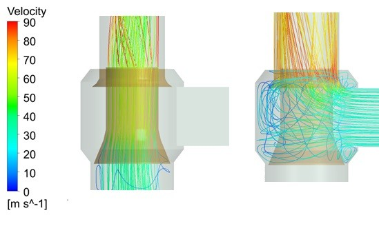 Flow Improvement Augmentation Ejector