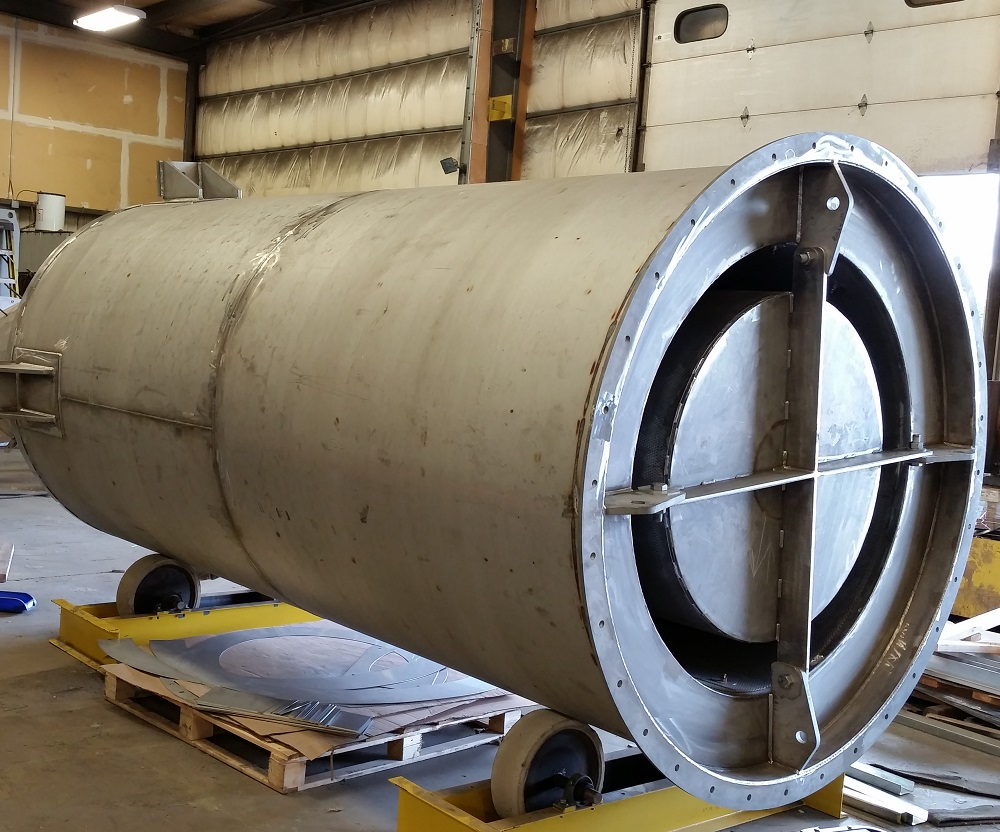 Steam And Gas Vent Silencers Vg Engineering