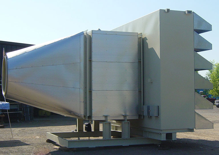 Gas Turbine Intake Silencers Vg Engineering